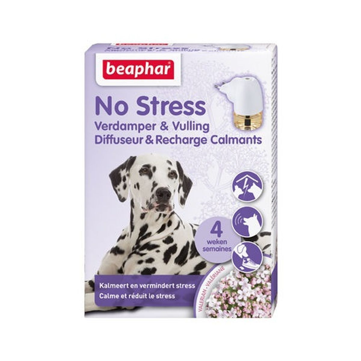 BEA NO STRESS HOND VERDAM+VUL. 00001