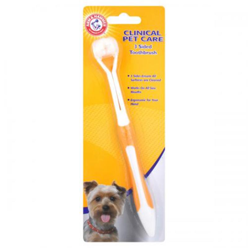 Tandenborstel 3 zijdig