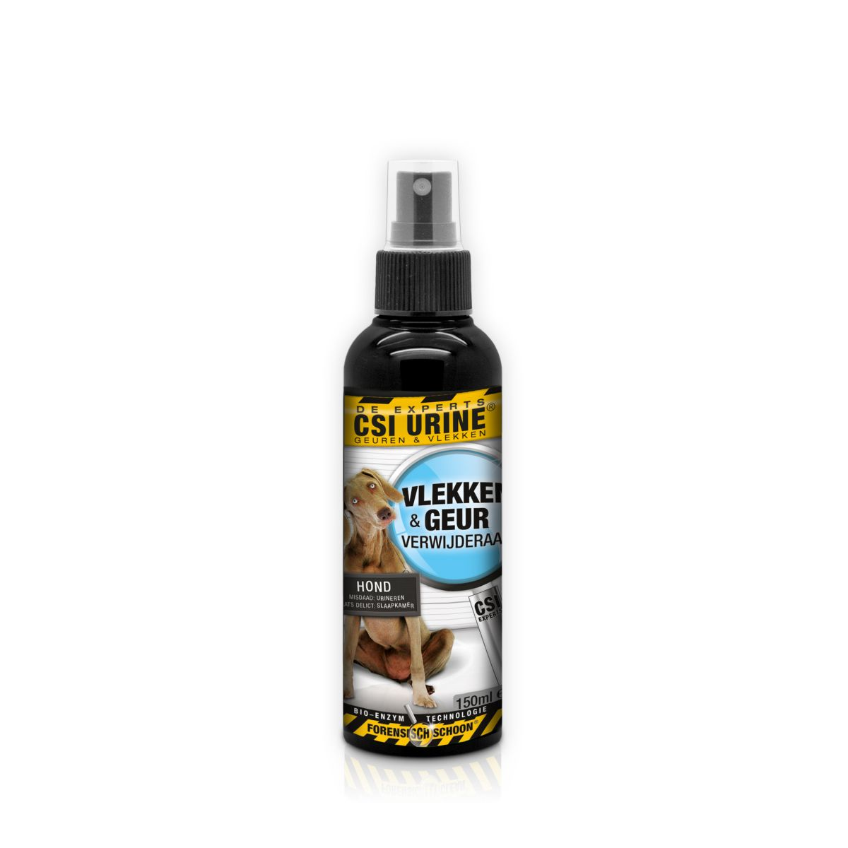 CSI URINE HOND/PUP SPRAY 150ML N 00001