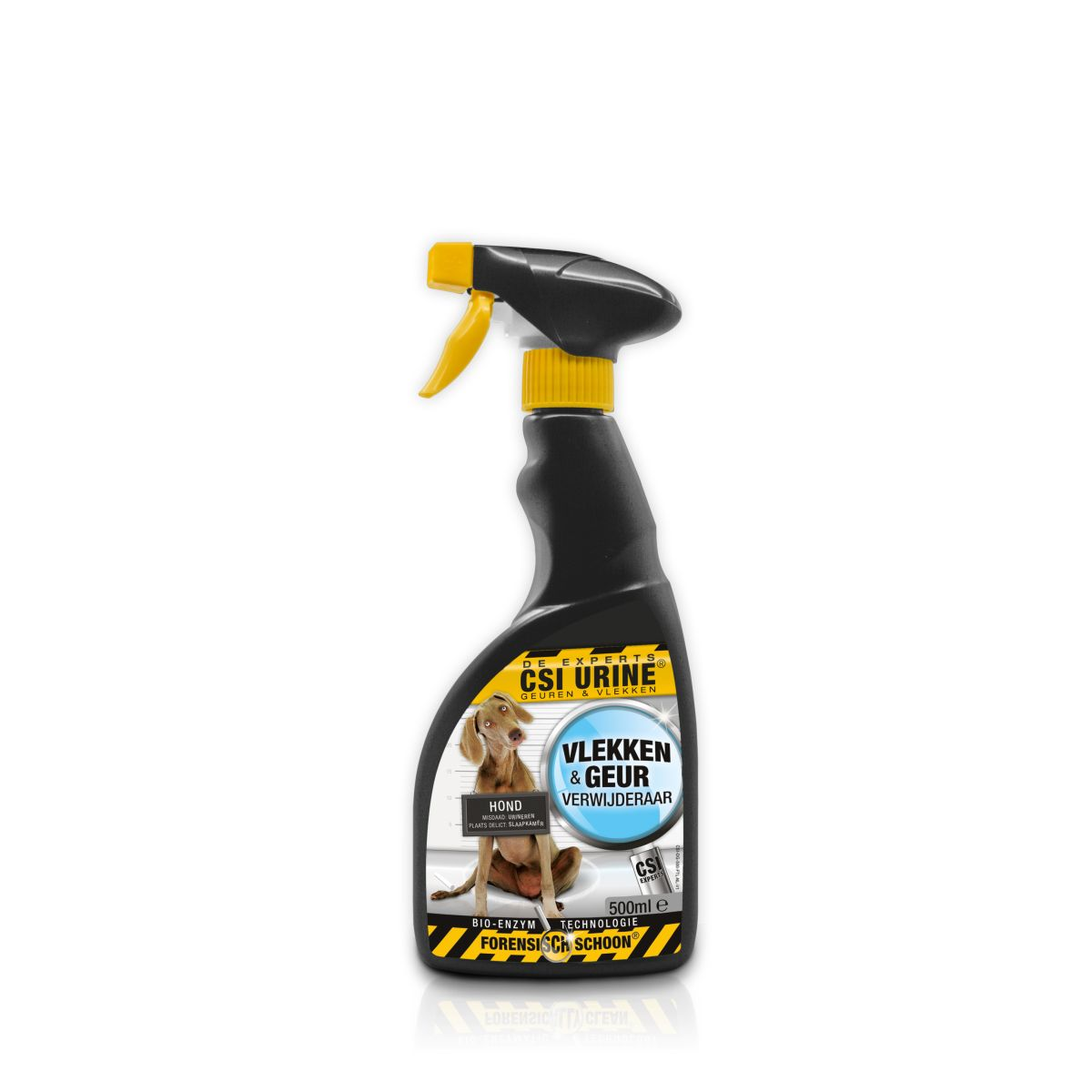 CSI URINE HOND/PUP SPRAY 500ML N 00001