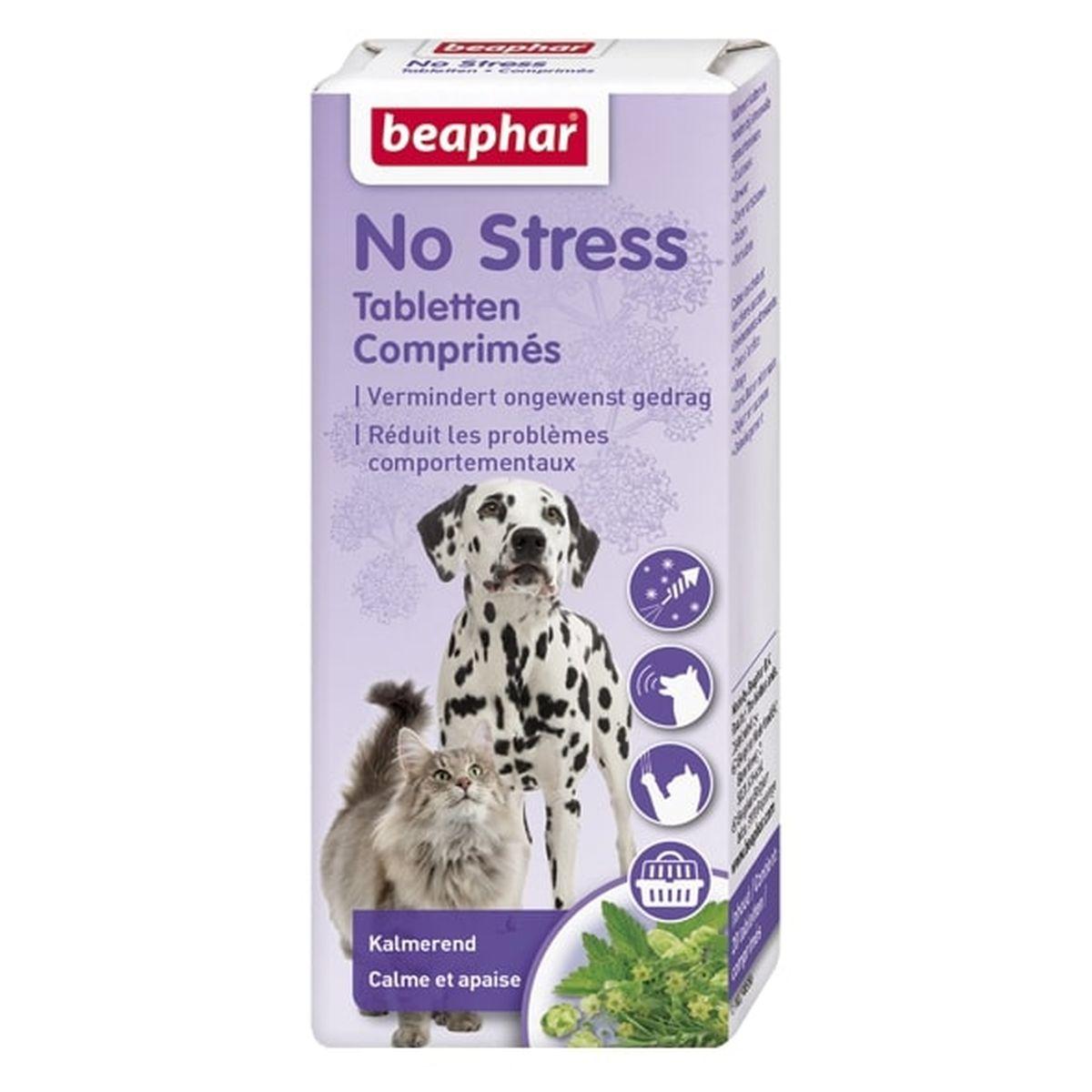 BEA NO STRESS ZENUWTABLET.20ST 00001