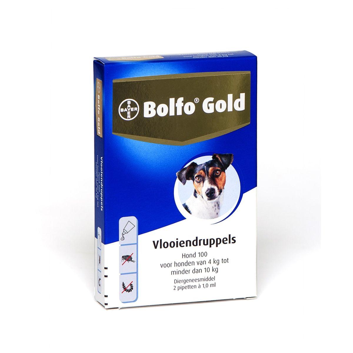 BA BOLFO GOLD HOND 100 2PIP 00001