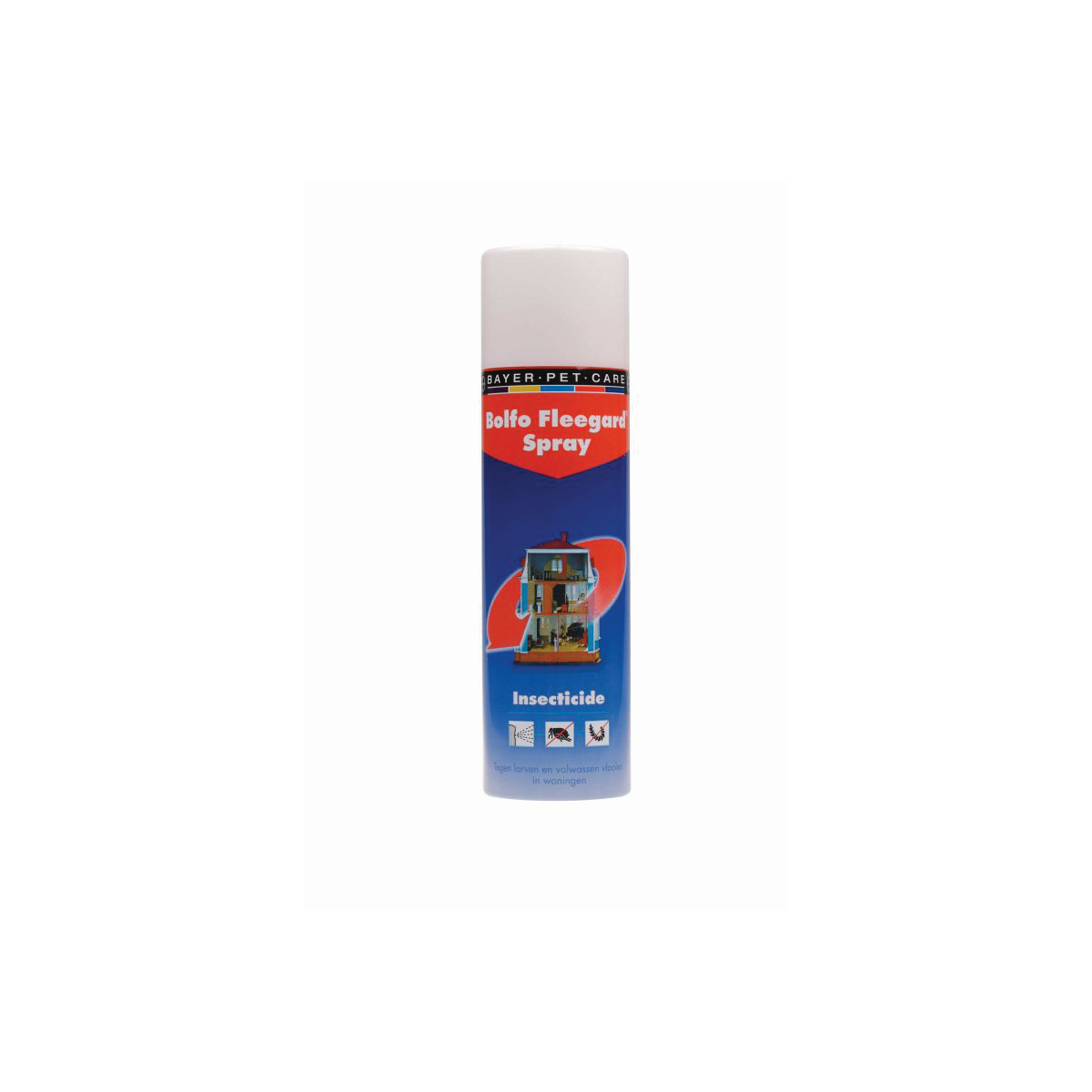 Fleegard meerkleurig 250 ml