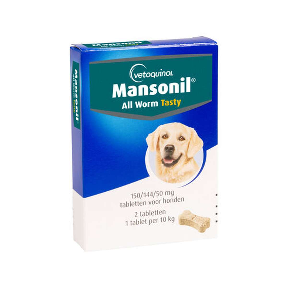 BA MANSONIL A.W. DOG TASTY 2T 00001