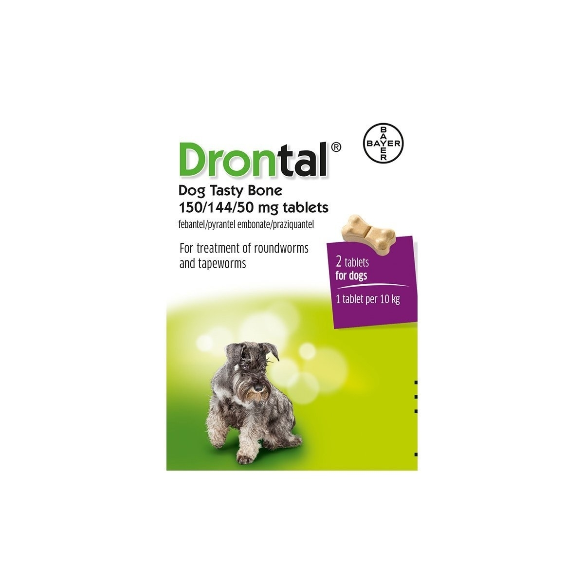 Bayer Drontal Hond