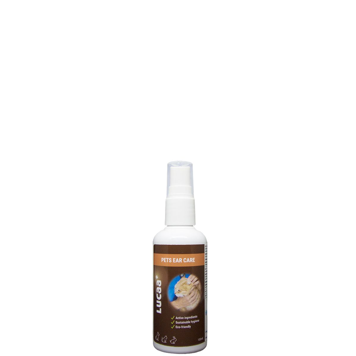 LUCAA+ PETS EAR CARE 100ML 00001