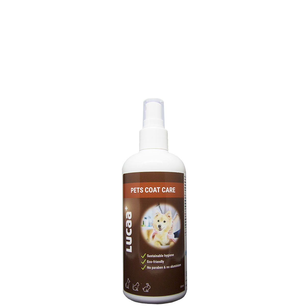 LUCAA+ PETS COAT CARE 300ML 00001