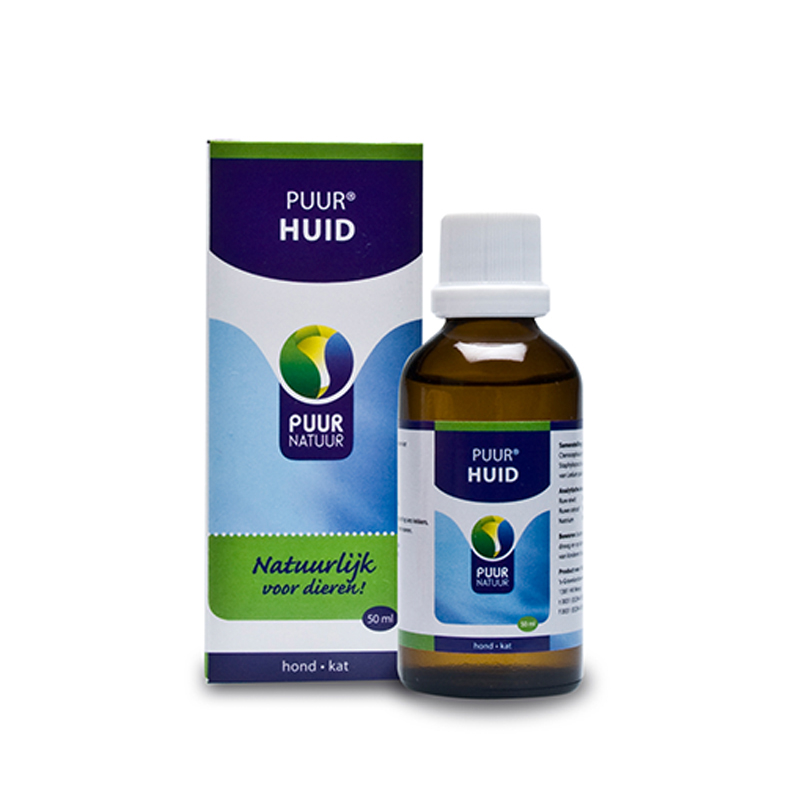 Huid transparant 50 ml