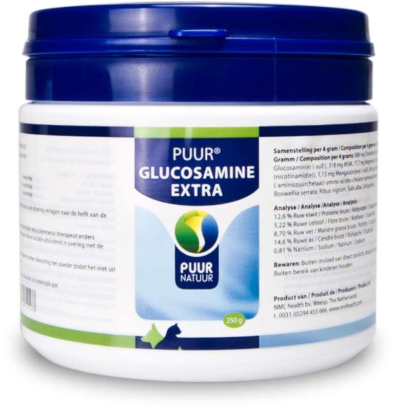 PU GLUCOSAMINE H&K EXTRA 250GR 00001