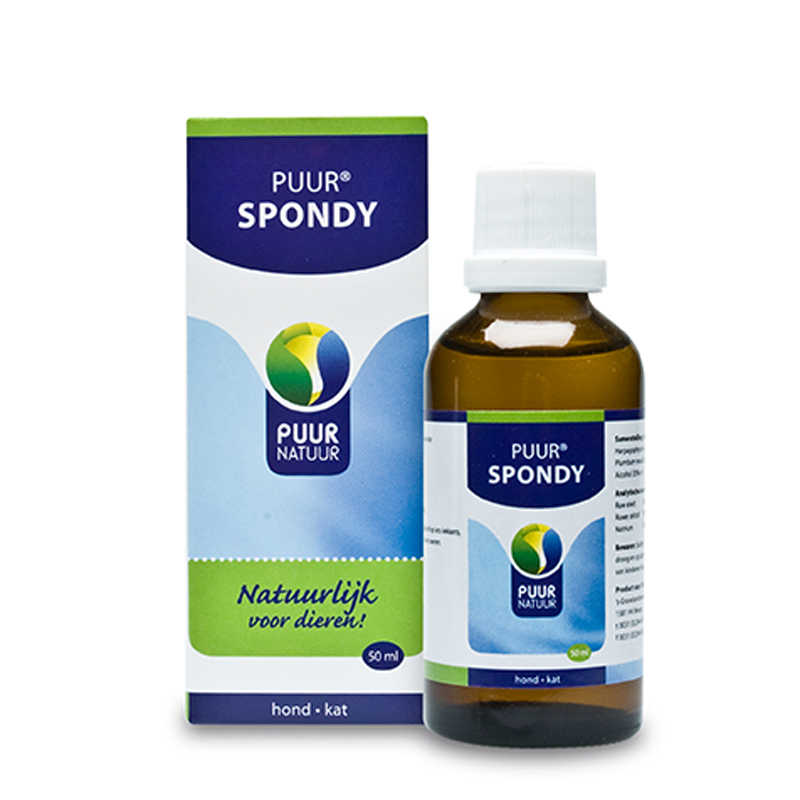 Spondy transparant 50 ml