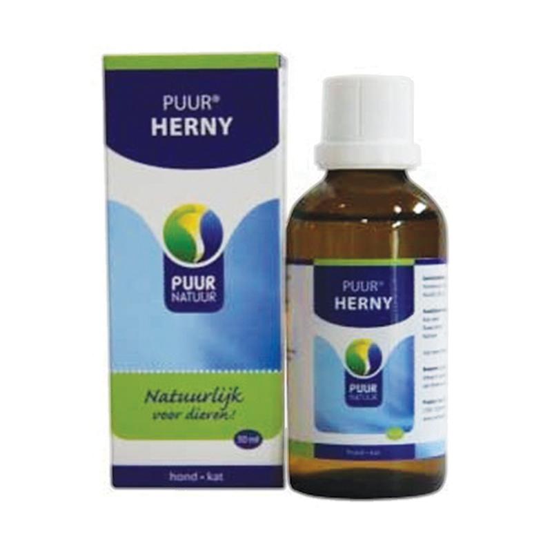 Herny transparant 50 ml