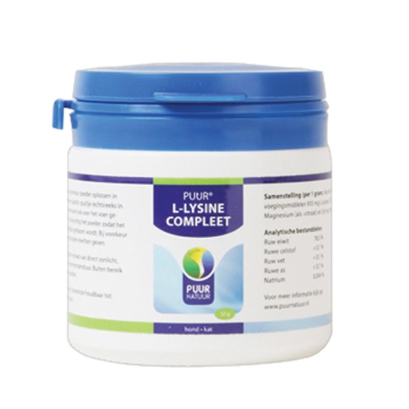 PU L-LYSINE COMPL.H&K 50GR 00001