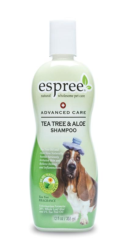 Tee trea & aloe shampoo meerkleurig 355 ml