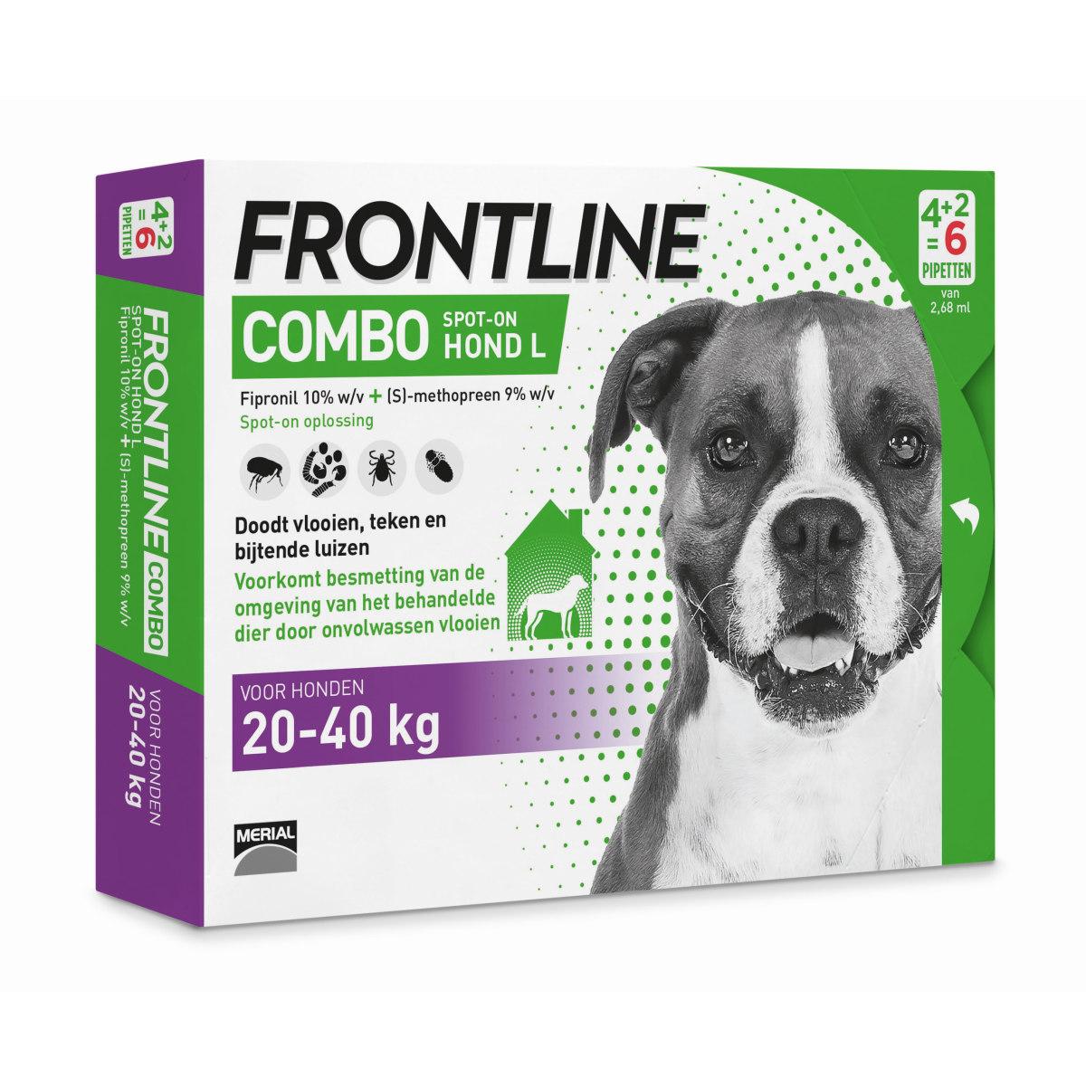 FRONTLINE COMBO HOND-L 6 PIP. 00001
