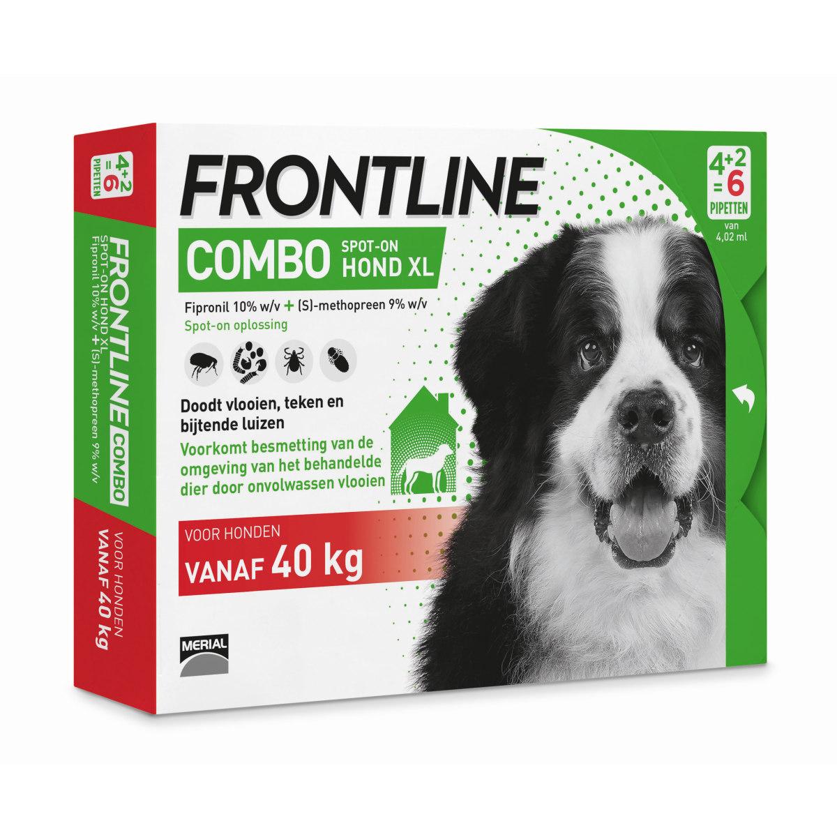 FRONTLINE COMBO HOND-XL 6 PIP. 00001