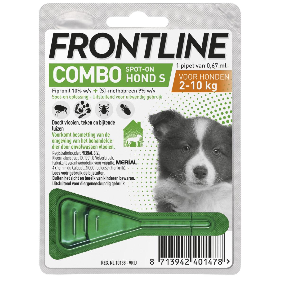 FRONTLINE COMBO HOND 1 PIP. 00001