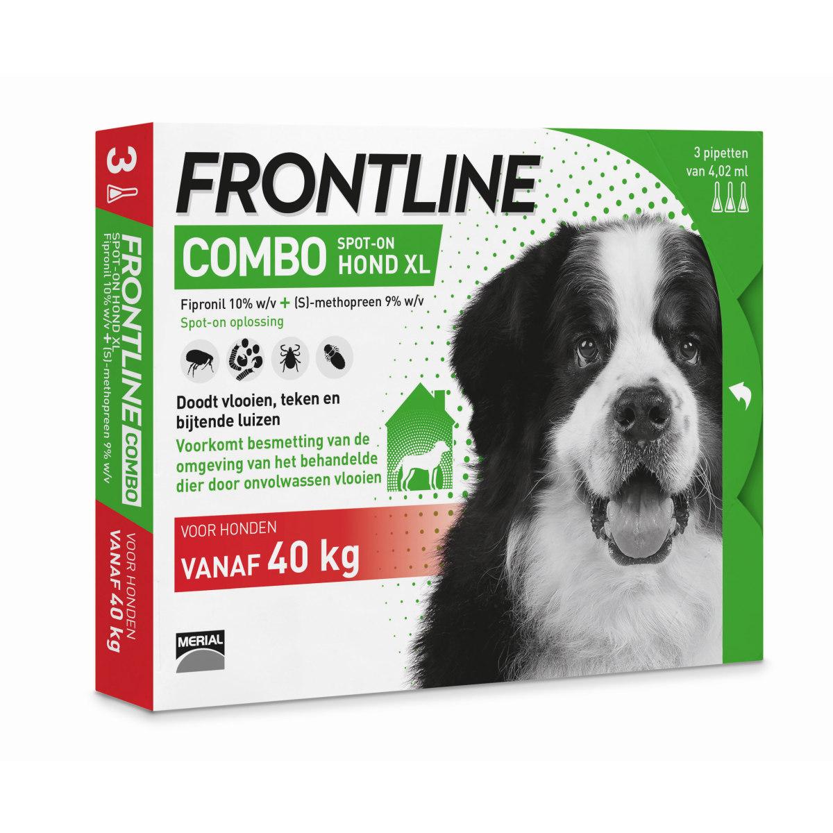 FRONTLINE COMBO HOND XL 3PIP 00001