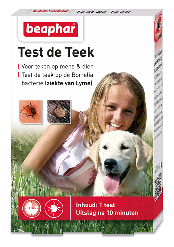 BEA TEST DE TEEK 1STUKS 00001