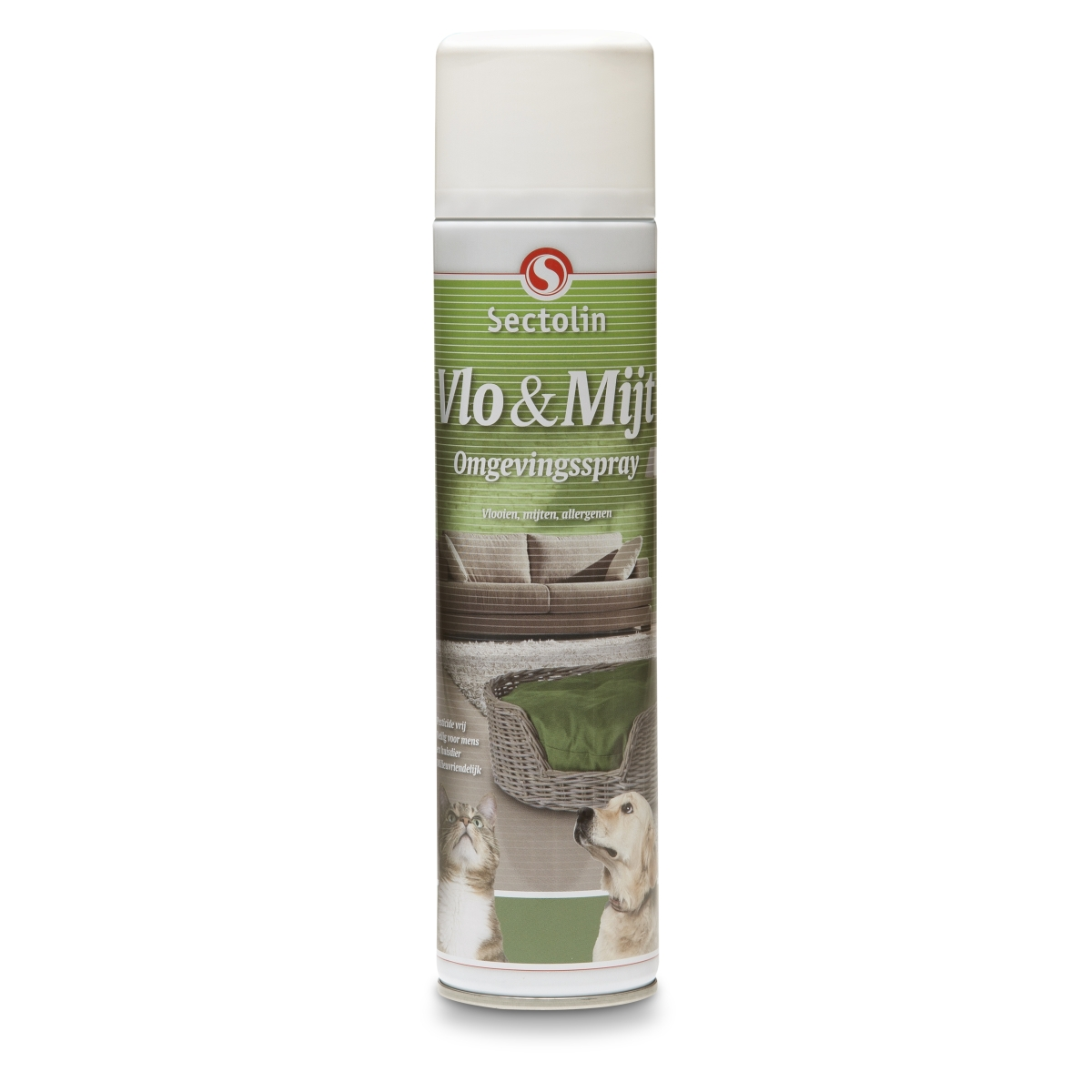 SEC VLO&MIJT OMGEV.SPRAY 400ML 00001