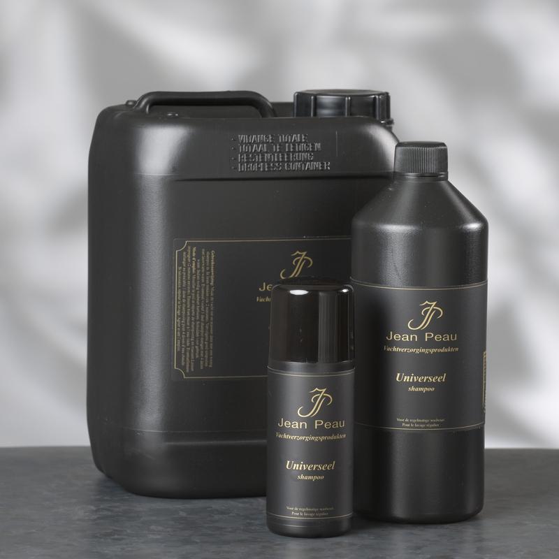Jeanpeau - universeel shampoo zwart 200 ml