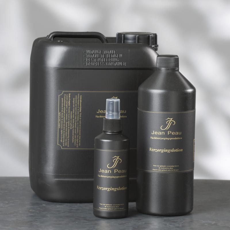 Verzorgingslotion zwart 200 ml