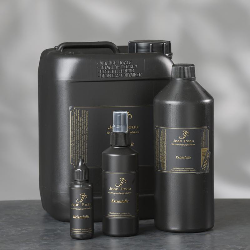 Kristal olie zwart 50 ml