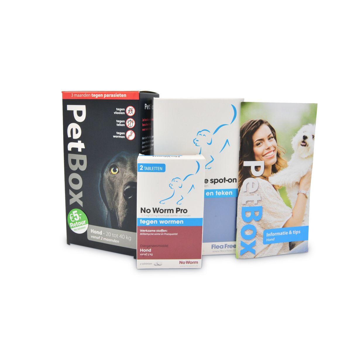 PETBOX HOND 20 - 40KG N 00001