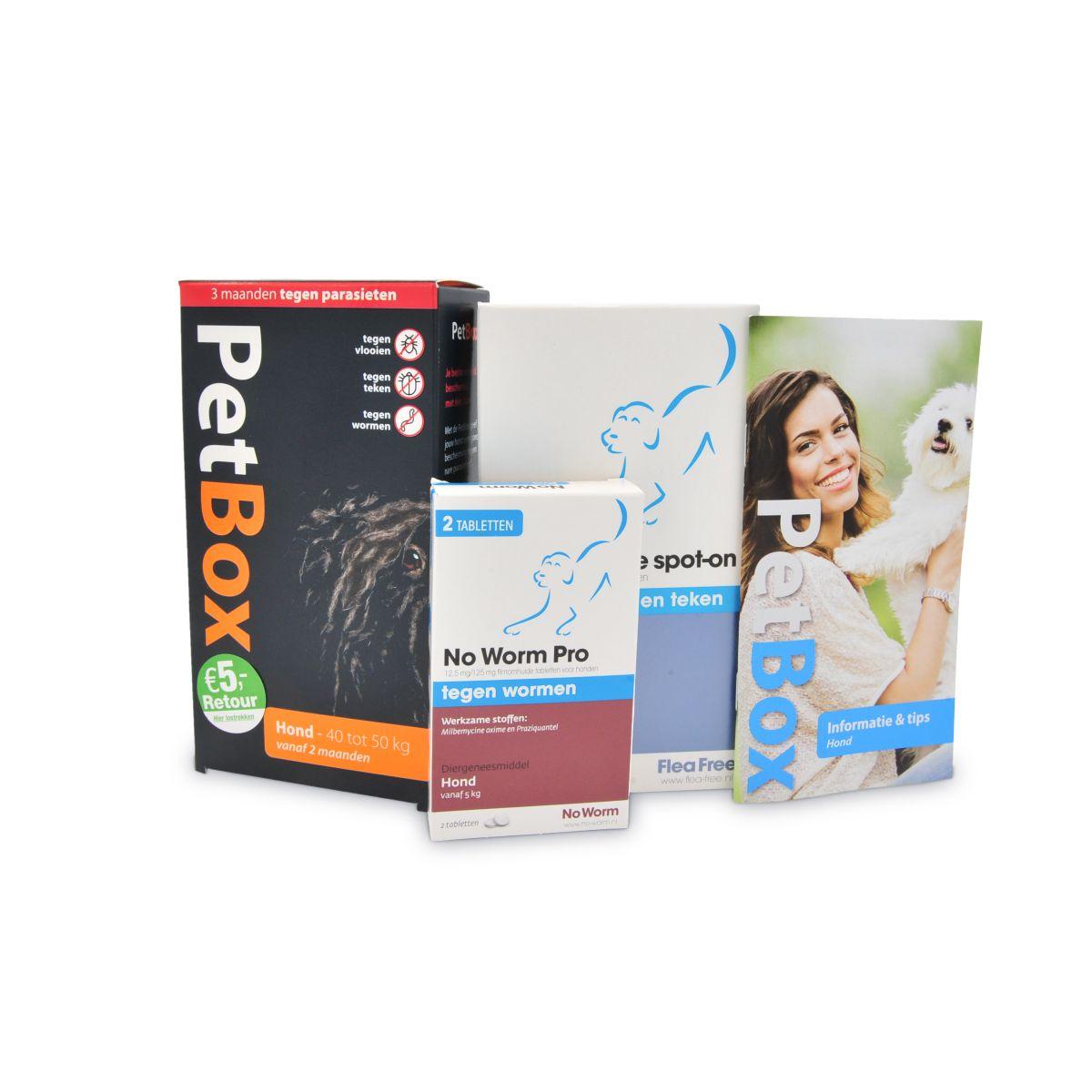 PETBOX HOND 40 - 50KG N 00001