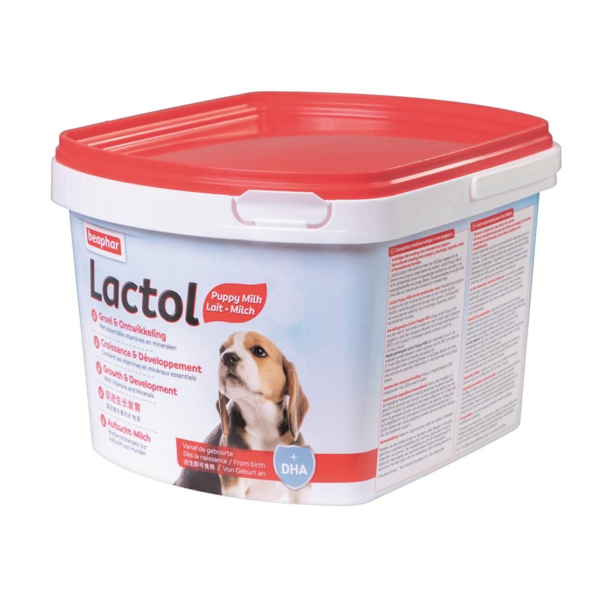 Afbeelding Beaphar Lactol Puppy Milk - 500 g