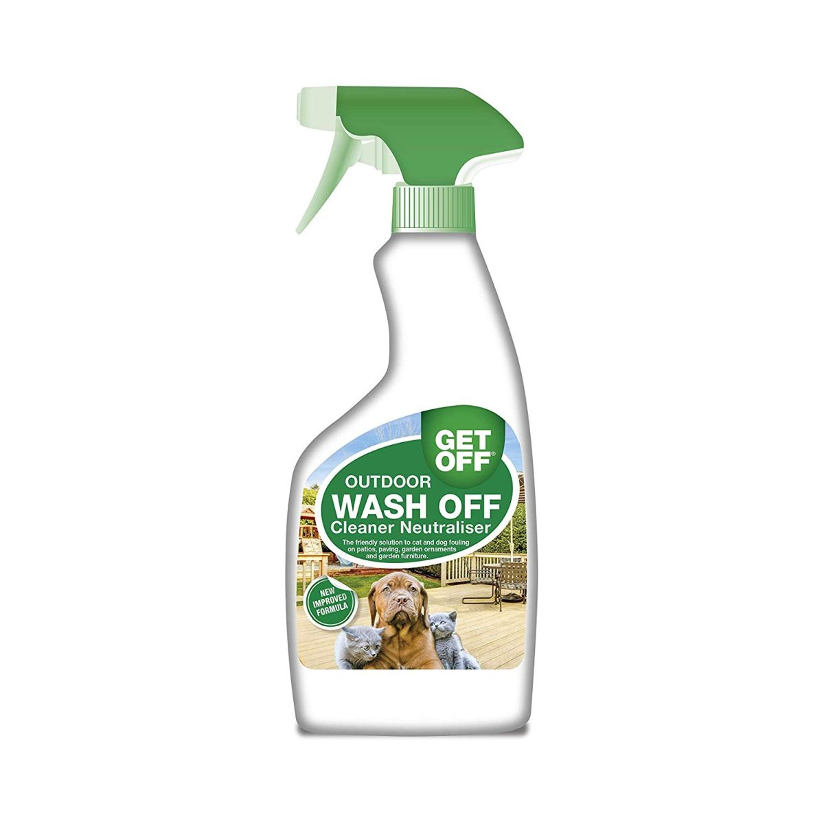 GO OUTDOOR WASH OFF 500ML N 00001