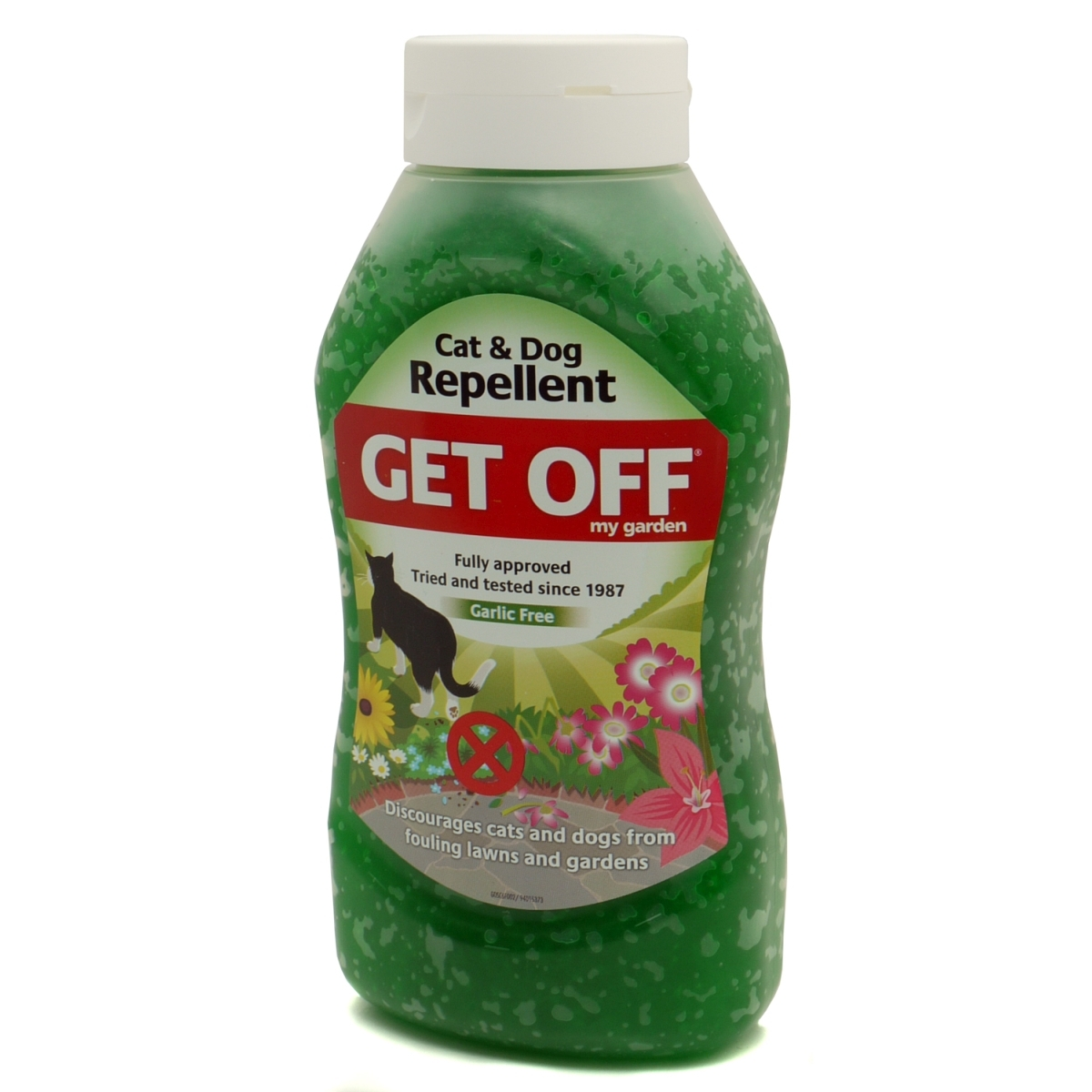 GO CAT&DOG REPELLENT 460GR 00002