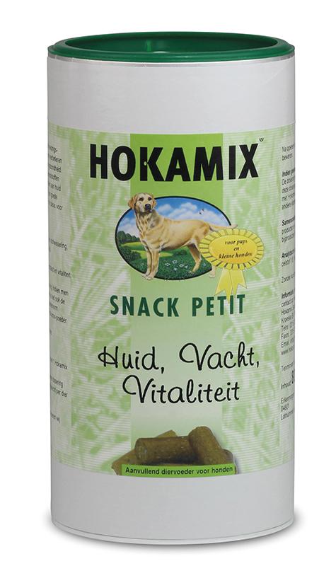 Hokamix - snack petit meerkleurig 800 gr