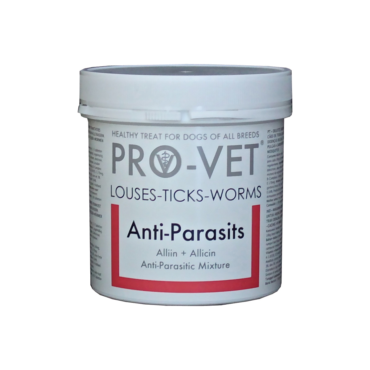 PV DOG PAST.ANTI-PARASITE 90T 00001