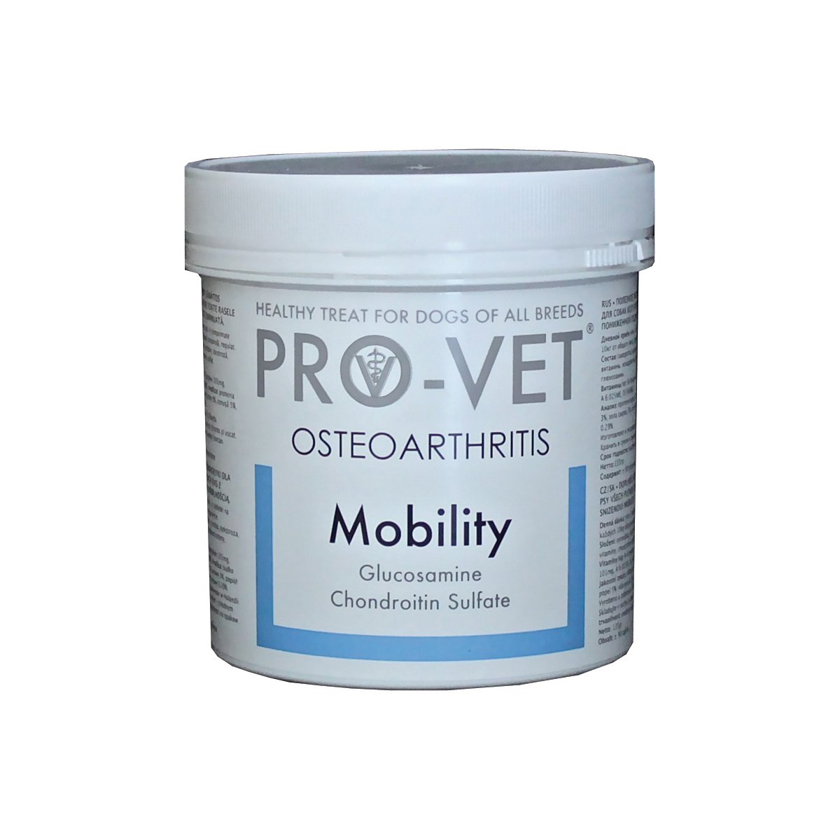 Pastils mobility wit 90 tabletten