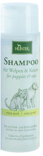 HU PUPPY/CAT SHAMPOO 250ML 00002