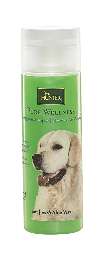 Hunter - pure wellness moisturising shampoo 200 ml