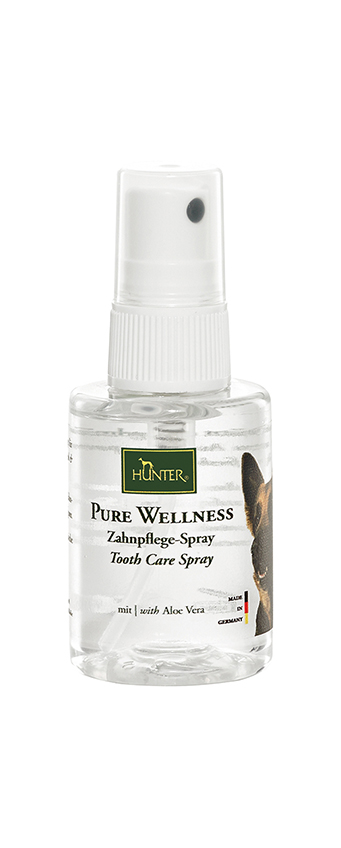 Pure wellness tooth care spray transparant 50 ml