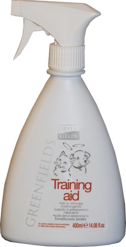 Trainings aid spray wit 300 ml