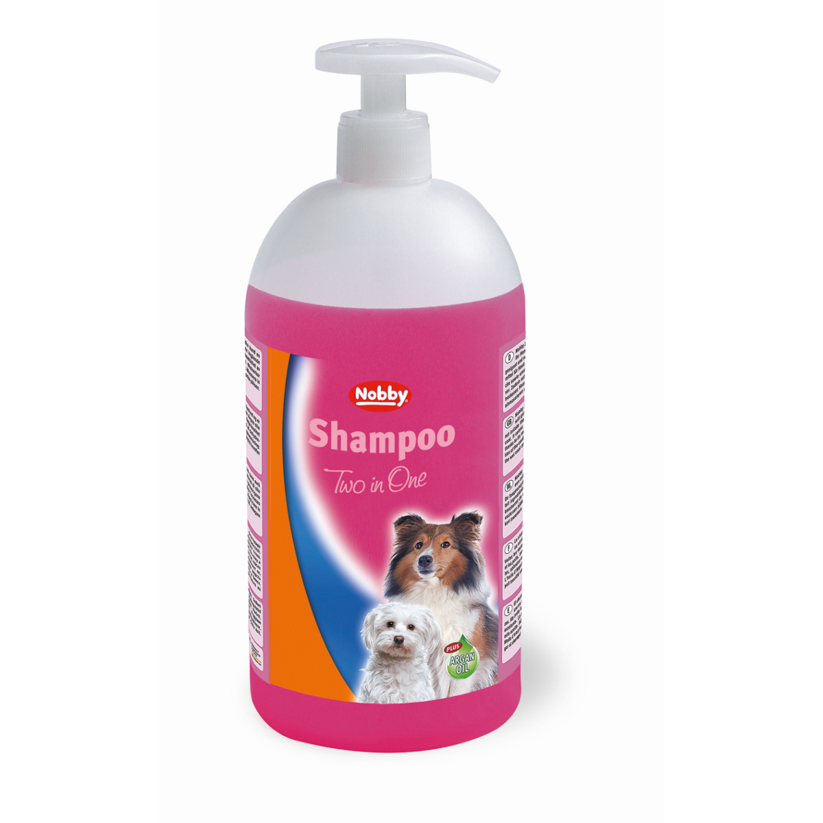 NB TWO IN ONE SHAMPOO 1000ML N 00001