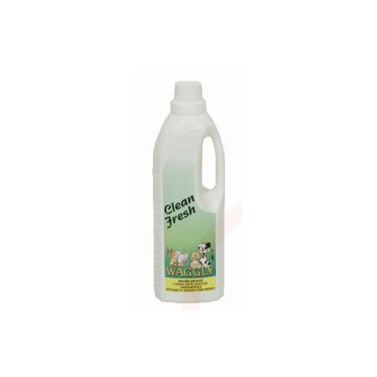 WAGGLY CLEAN FRESH 1LTR 00002