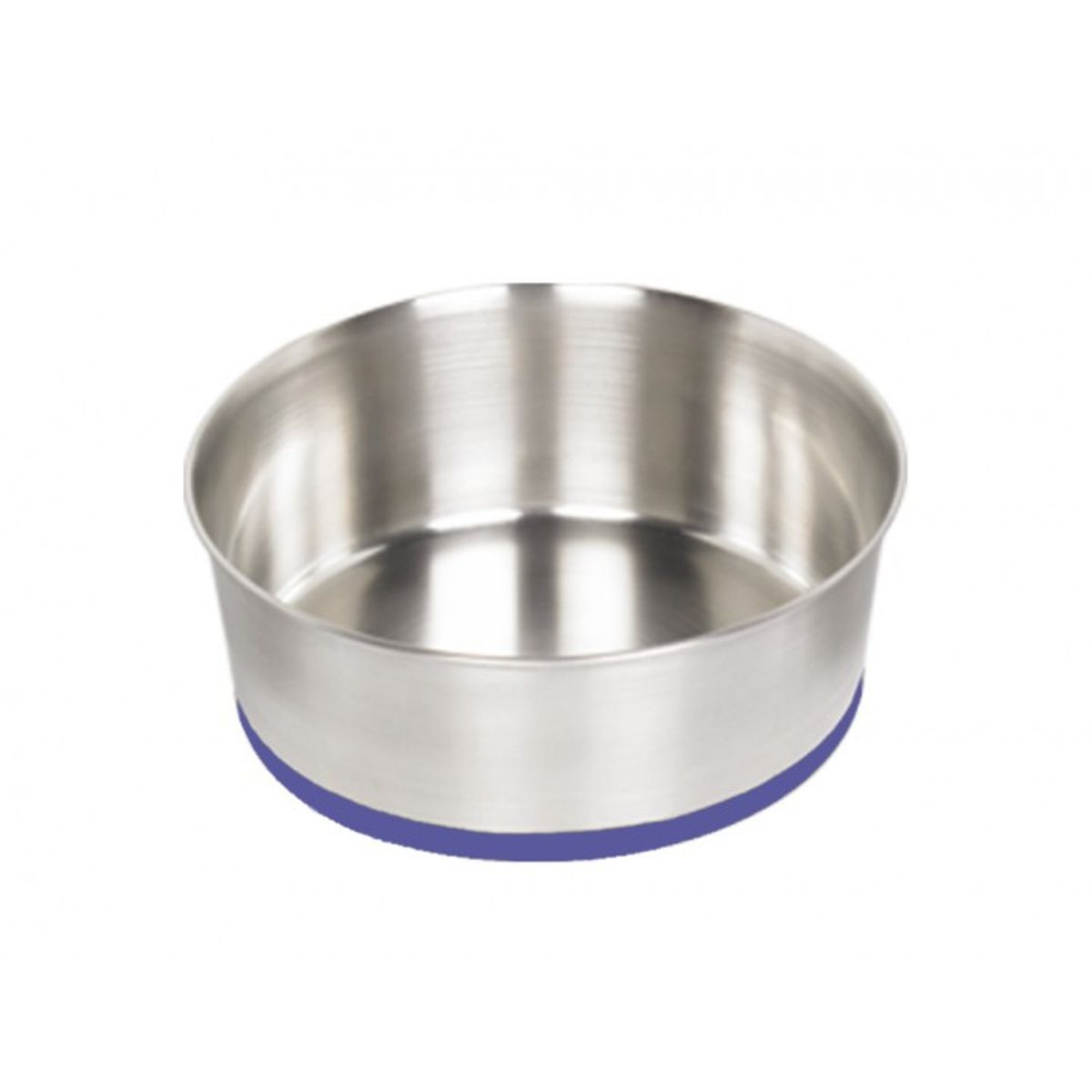 Nobby - rvs eetbak heavy mat rvs 3,9 liter
