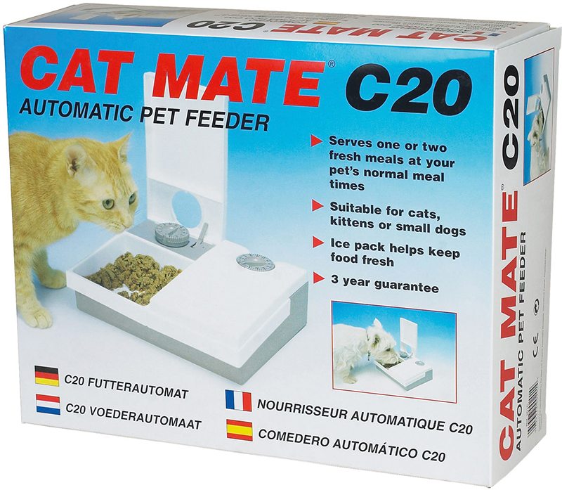 CAT MATE VOEDERAUTOMAAT C20 00001