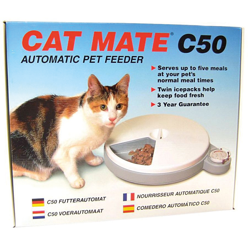 CAT MATE VOEDERAUTOMAAT C50 00001