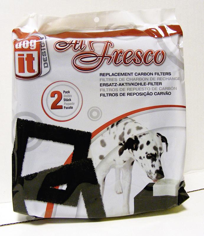 Productafbeelding voor 'Al fresco vervangingsfilter zwart'