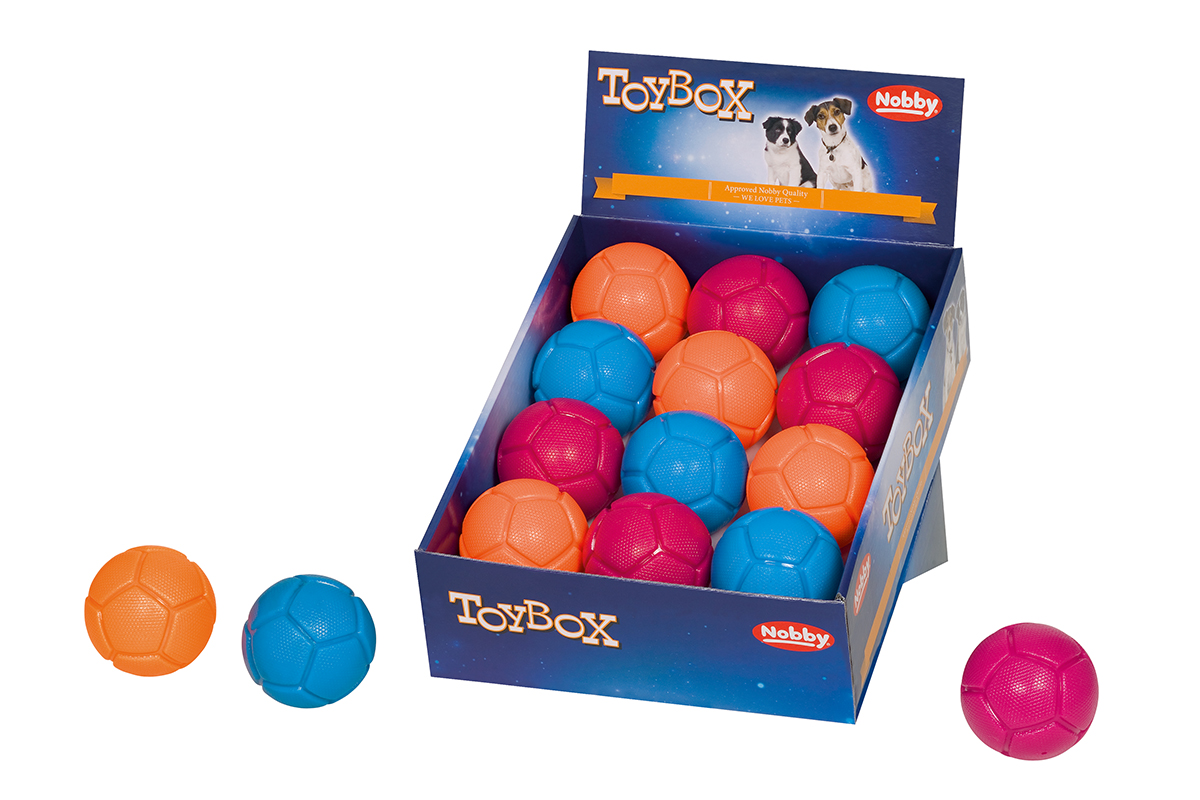 Tpr rubber voetbal mix