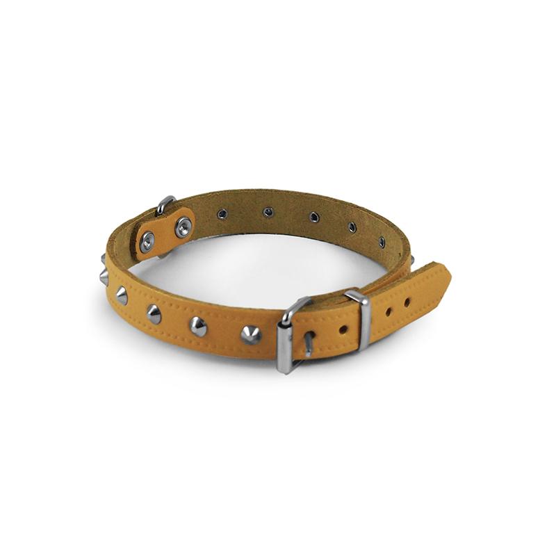 Nobby - halsband naturel