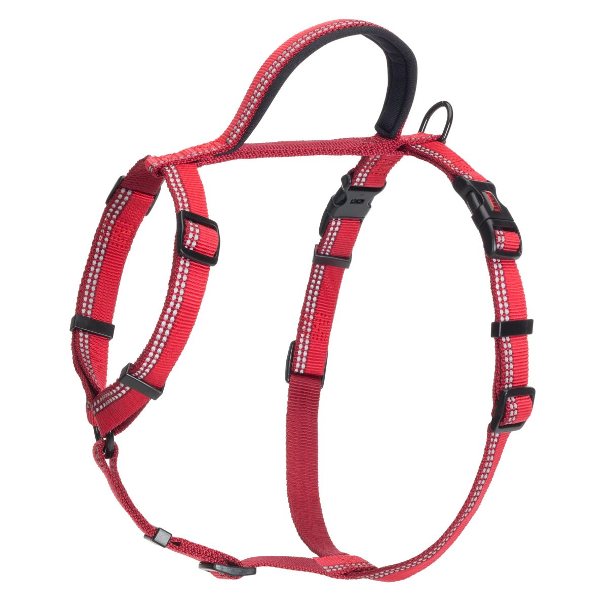 HA WALKING HARNESS RED LARGE 00000