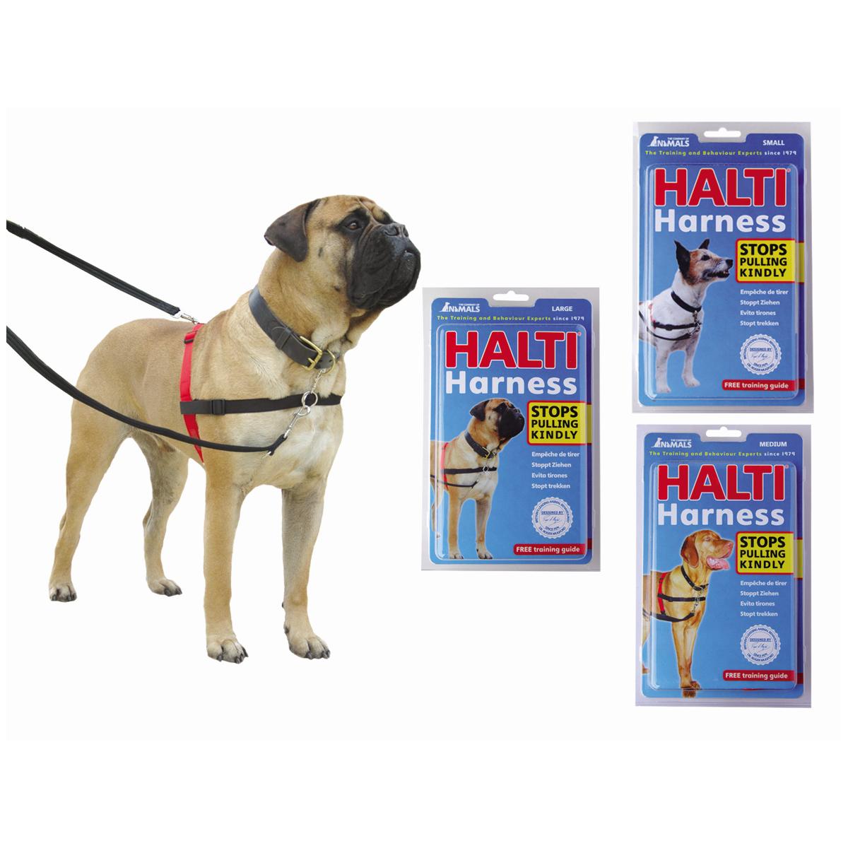 Productafbeelding voor 'HALTI HARNAS SMALL 00001'