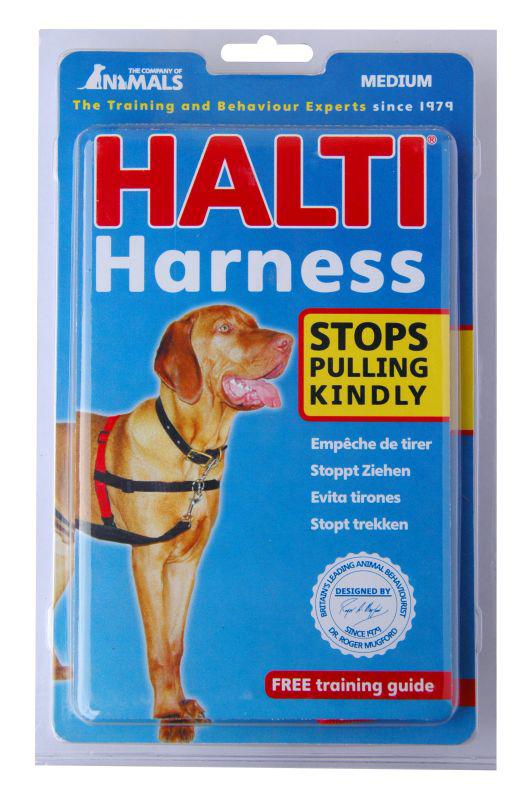 Productafbeelding voor 'Halti - harnas zwart'