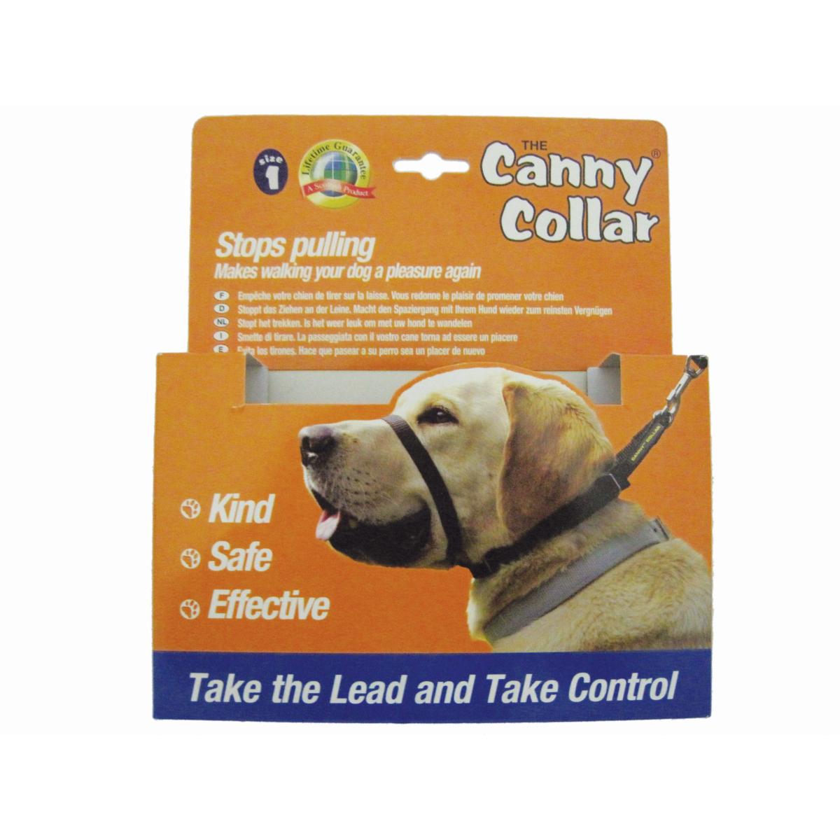 Canny - no.1 zwart